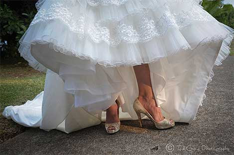 Under the Dress by Tad Craig Photography