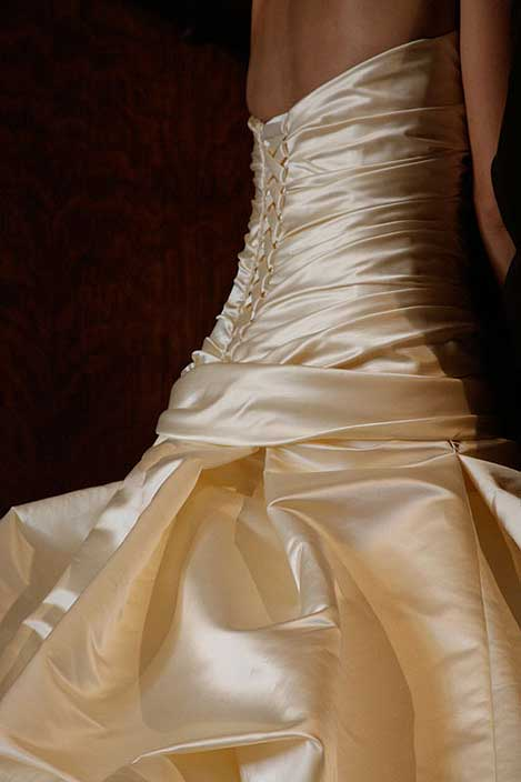Beautiful dress detail by The Perfect Fit