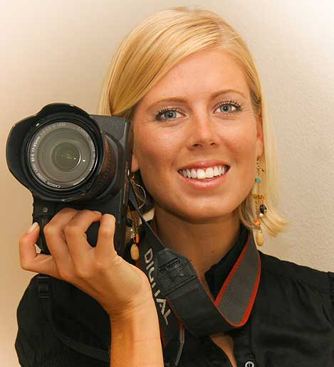 Photographer Angelina Hills