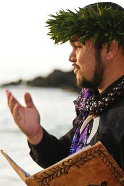 Kahu Kamuela, Maui Wedding Officiant