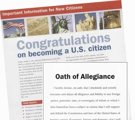 Naturalizatin & US Citizenship