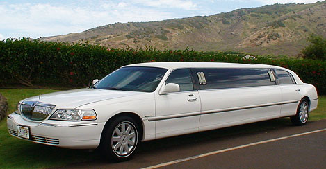 Arthur's Lincoln Stretch Limousine