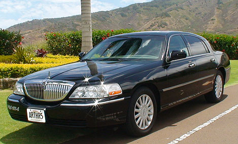 Arthur's Lincoln Town Car